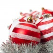 Christmas decoration balls — Stock Photo #8024674