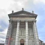 St Audoen's Catholic Church in dublin, ireland — Stock Photo