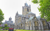 St. Patrick's Cathedral in Dublin, Ireland, — Stock Photo