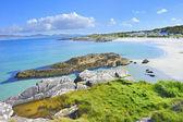 красивый живописный сельский пейзаж из ирландии — Стоковое фото