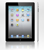 Nuovo apple ipad 3 — Foto Stock