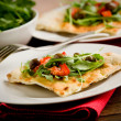 Vegetarian Pizza — Stock Photo #8067664