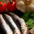 Royalty-Free Stock Photo: Sardines - Ingredients