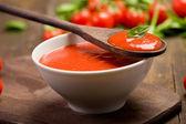 Tomatensaus — Stockfoto