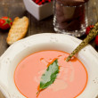 Stock Photo: tomato soup&quot