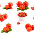 Royalty-Free Stock Photo: Tomato Collage