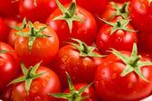 томатный фон — Стоковое фото