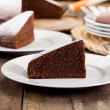 Chocolate Cake — Stock Photo #9211061