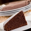Chocolate Cake — Stock Photo #9211149