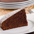 Chocolate Cake — Stock Photo #9211217