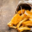 Fish and Chips — Stock Photo #9820477