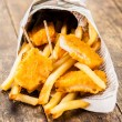 Fish and Chips — Stock Photo #9820551