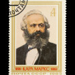 Karl Marx - Stock Photo