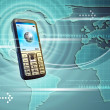Mobile world — Stock Photo #10052448