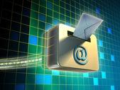 E-mail service — Stock Photo