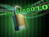 Code security — Stock Photo