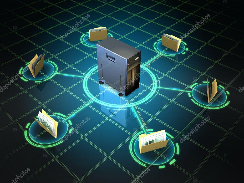 Как из компьютера сделать файловое хранилище