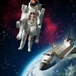 astronaut — Stockfoto