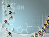 Biochemical industry — Stock Photo