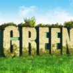 Green world — Stock Photo