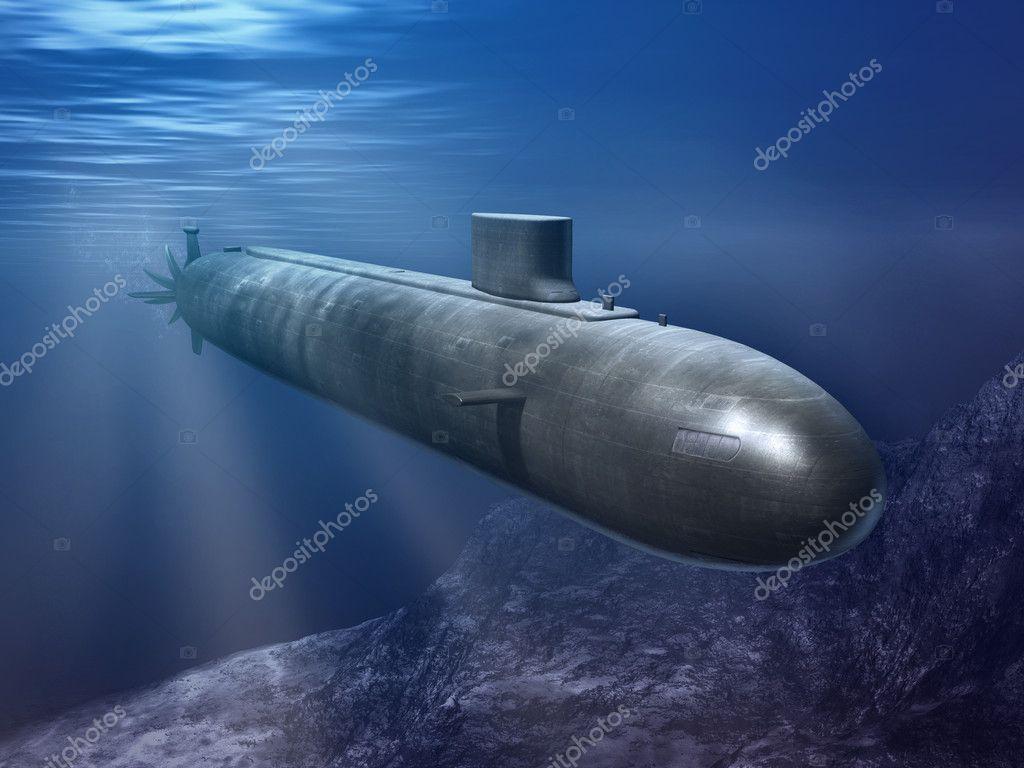 гражданские подводные лодки сша