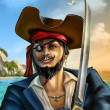 Pirate adventure — Stock Photo