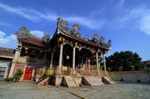 Khoo kongsi temple at penang — Stock Photo