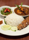 Malaysian loh bak — Stock Photo