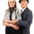 Elderly couple — Stock Photo #10380154
