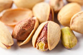 Pistachio, roasted and salted — Stock Photo