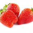 Ripe strawberries — Stock Photo #9128476