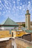 Kairaouine mesquita — Fotografia Stock