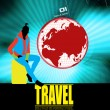 Stock Vector: Travel