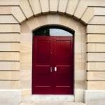 Red door — Stock Photo #10508814
