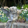 Little angel statue — Stock Photo #10350022