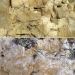 Background of stone. Set of 2 elements — Stock Photo #10022938