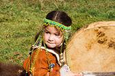 портрет ребенка — Стоковое фото