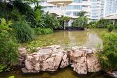 Hôtel à tropic — Photo