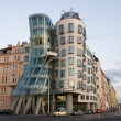 Stock Photo: Dancing house