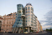 Dancing house — Foto Stock