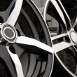 Stock Photo: Alloy for car