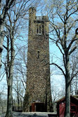 Bowman's Hill Tower — Stock Photo