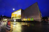 åbo stadsbibliotek — Stockfoto