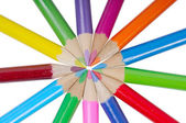 Set of pencils — Photo