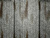 Corrugated iron — Stock Photo