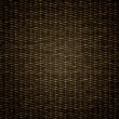 Wooden weave background — Stock Photo