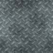 Seamless diamond metal plate texture — ストック写真