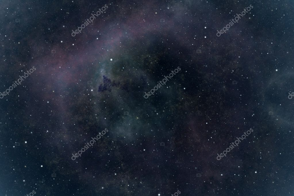 An image of a stars nebula background — Photo #9132377