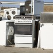 Kitchen Appliance Garbage - Stock Photo