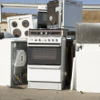 Stock Photo: Kitchen Appliance Garbage